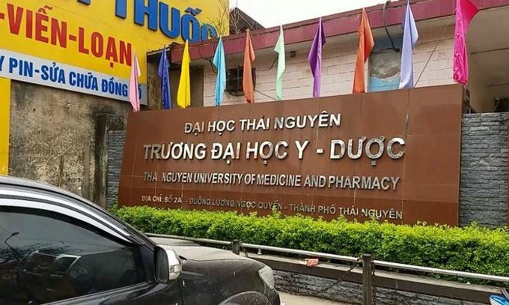 Đại học Y dược – Đại học Thái Nguyên dự kiến tuyển 790 chỉ tiêu trong năm 2018
