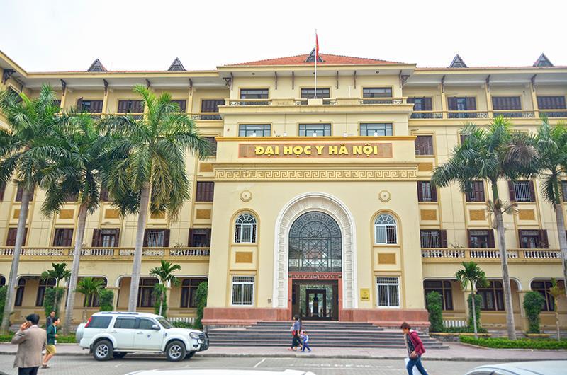 Đại học Y Hà Nội dự kiến mở rộng đối tượng tuyển thẳng