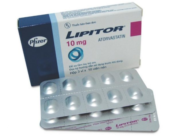 thuốc Lipitor
