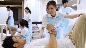 Các cấp bậc của ngành điều dưỡng